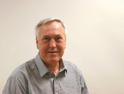 Svein Brokke fra Løken leder kontrollutvalget i nye Aurskog-Høland kommune.