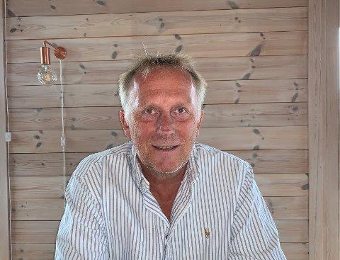 """NOMINERT: Tor Morten Wist har ofret mye for å holde på med det han liker aller best, nemlig svømmingen. Nå har han blitt nominert til årets ildsjel av en av hans gamle """"elever""""."""