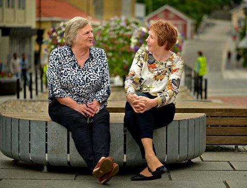 Wenche Grinderud og Kari Anne Sand ser tilbake på 2019.
