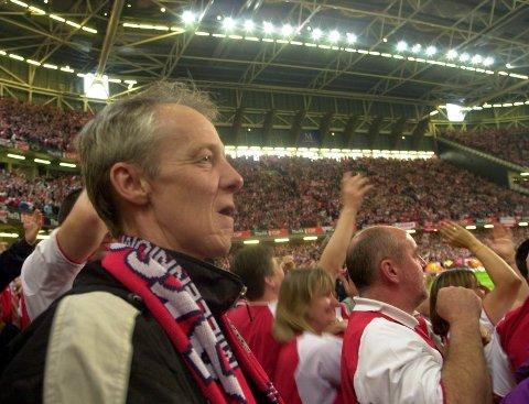 9 rette: Tor inge Paulsen ble tippemester i 2003, og fikk se at Arsenal sikret seg sin 9. FA-cuptittel med seier 1-0 over Southampton i finalen på Millennium Stadium i Cardiff.