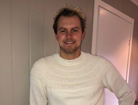 Etter et legebesøk, og flere prøver, ble Sebastian Nicolaisen diagnostisert med den kroniske betennelsen Crohns sykdom.
