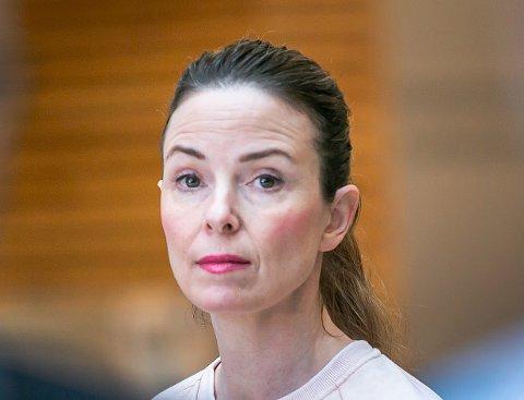 Kathrine Kristoffersen, kommuneoverlege og Gunnar Wilhelmsen