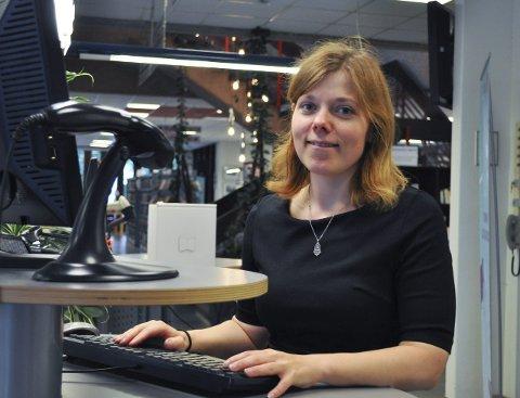 Hanne Blien er ansatt som ny leder av Gjøvik bibliotek og litteraturhus.