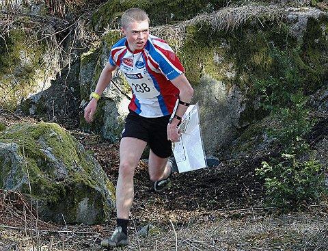 MELLOMFORNØYD:Markus Holter løp en fin etappe i Timila, men var likevel ikke helt fornøyd over verken sin etappe eller lagets tiendeplass til slutt.ARKIVFOTO: JO ERIK ASKERØI