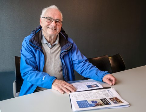 Øystein Strømnes vet hvor viktig det er med forskning på behandlingsmetoder for prostatakreft. Målet er å redde enda flere liv, men også å sørge for færre senskader av behandlingen. Det er november, og tid for Blå sløyfe-aksjonen.