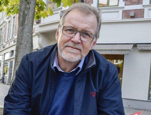 Jan Erik Gjerdbakken i Ringerike næringsforening er godt fornøyd med at gårdeierne nå forener seg.