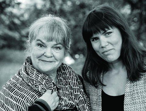 Anne Marit Jacobsen og Benedicte Maurseth