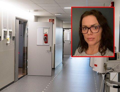 REAGERER: Anita Grønnvold synes det er rart at legesenteret ville ha henne til å betale regningen, da hun hadde symptomer på covid-19.