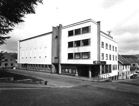 IKONISK: Minnene er mange fra denne ikoniske Sandnes-bygningen.