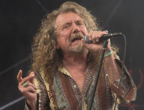 Robert Plant kommer til grensebyen sommeren 2019.