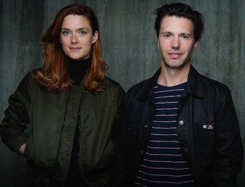 Nicolai Cleve Broch og Krista Kosonen har hovedrollene i HBO Nordics nye, norske serie.