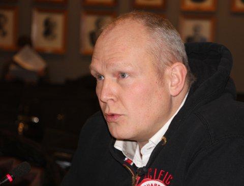 Alf Henning Heggheim sa nei til at Ryfylke skulle plasseres helt nede på en sjuendeplass på Sp-lista for Rogaland. Derfor trakk han seg. (Arkivfoto)