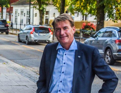 UT AV POLITIKKEN: Kårstein Løvaas starter i ny jobb 1. oktober.