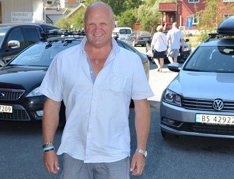 Bli med: Bli med på spasertur i Etnedal torsdag 4. oktober oppfordrar gågeneral Rune Stenslette.