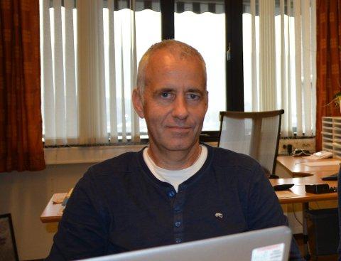 Christian Rieber-Mohn, avdelingsleder og viltansvarlig i Nord-Aurdal kommune