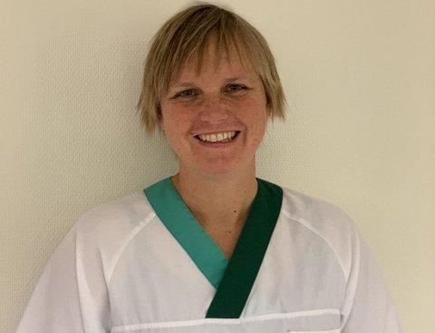 Line Kamilla Heimestøl begynte i jobb som legevaktsoverlege for åtte måneder siden. Akkurat da Norge stengte ned.