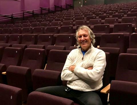 NY KINO?: - I et nytt kulturhus på Bankløkka kan det gis plass til ny kino, sier kultyursjef Pål Mørk.