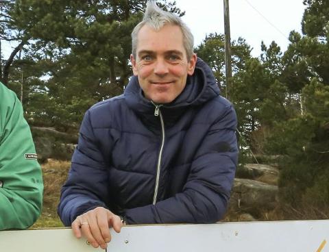 NYTT VERV: I tillegg til å være leder i Risør Fotballklubb, er nå Christian Axelsen leder for Risør Idrettsråd.
