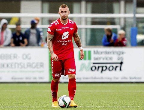 Det har vært mange rykter om at Marcus Pedersen (25) vender tilbake til Drammen. foto: NTB scanpix
