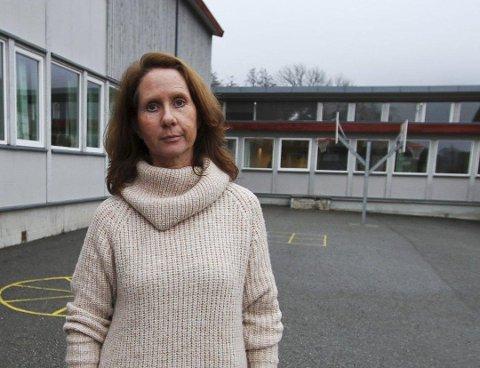 POSITIV: Kari-Ann Dale er kommunalskjef oppvekst i Lier, hun mener elevundersøkelsen Spekter er et viktig redskap for å avdekke, forebygge og håndtere mobbing i skolen.