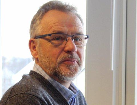 Ballangen-ordfører Per Kristian Arntzen