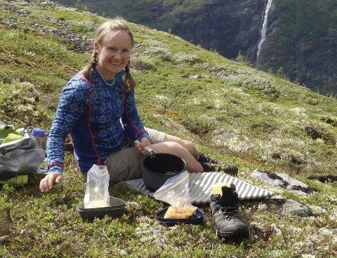 PROSJEKTLEDER: Stine Wike fra Nordland  Idrettskrets.