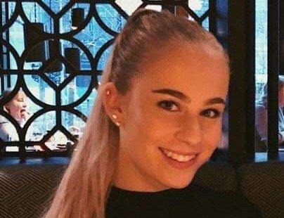 YNGST: Liv-Jorunn Bogfjellmo Haug (19) er den yngste folkevalgte på Hadeland. Hun representerer Ap i Lunner.