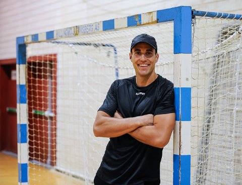 FORSTERKNING: Martin Vilstrup Andersen er spilleklar for Halden og debuterer i cupkampen mot Nøtterøy borte onsdag kveld.