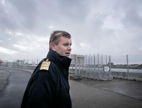 Tore Gautesen og Karmsund havn mener de har betalt for mye skatt og vil ha tilbake 19 millioner kroner. Arkivfoto: HARALD NORDBAKKEN