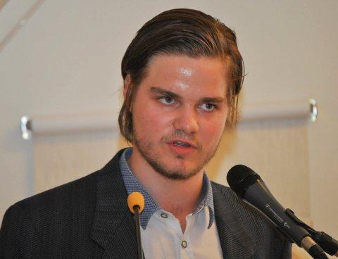 Tobias Drevland Lund, Rødt