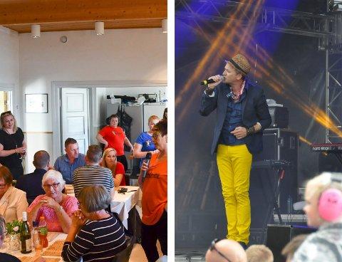 UTSET: Valedamene sin basar og Omstock sin Morten Abel-konsert som skulle gått av stabelen i Kulturhuset høvesvis fredag og laurdag neste helg, blir begge flytta. (Arkivfoto).