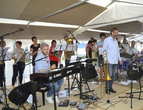 MIKS: Blandingen proffer/amatører blir fremtidas musikkløsning under Keiserdagene i Digermulen.