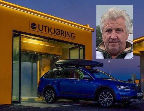 Thron Sperre Olsen er region- og etableringssjef i Uno-X Norge.