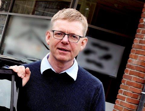 Regiondirektør NHO Innlandet, Jon Kristiansen