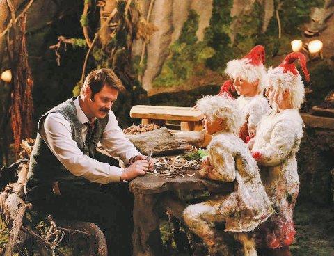 God jul: «Snekker Andersen og Julenissen» ble nest mest sette film i 2016.