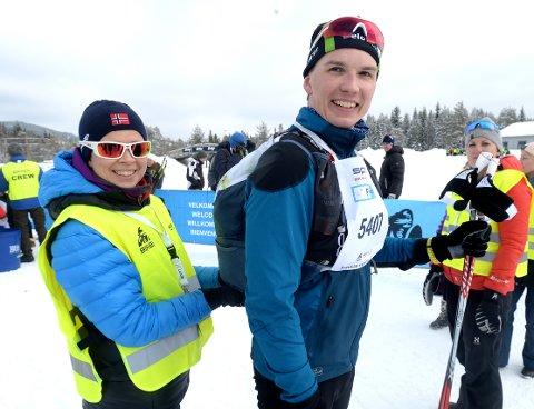 MANGE PÅMELDTE: To uker etter årets skifest er det allerede over 3.000 som har meldt seg på Birkebeinerrennet 2020.
