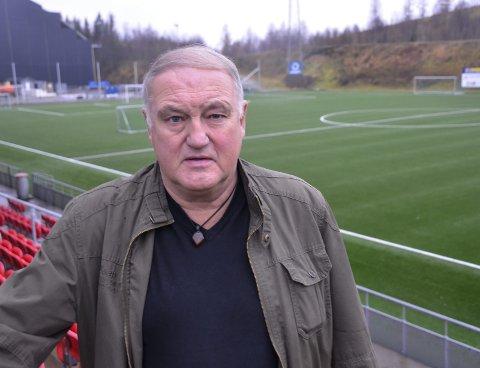 - Svært skuffende, sier Mo IL-leder Sture Rasmussen om at Rana kommune ikke svarer klubben.