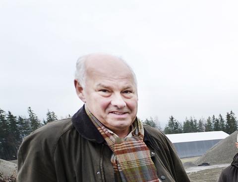 Jesper Holte håpet å få bruke hytta på Nordseter som bolig., men fikk nei.