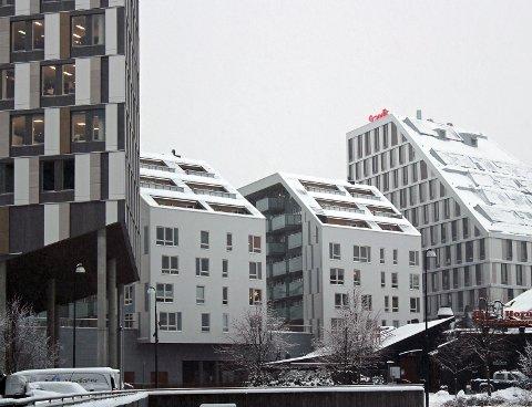 SKEDSMO: Portalen Lillestrøm Borettslag andelsnr 8 er solgt for kr 2.990.000.