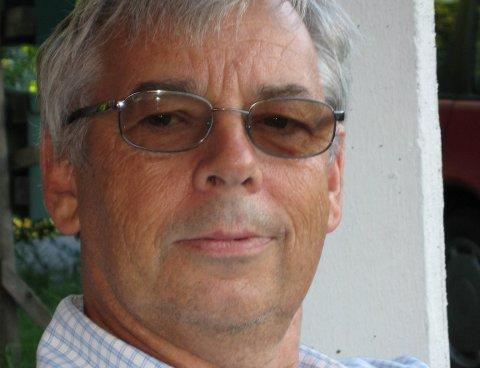 LOT SEG IKKE LURE: Egil Håvaldsrud gikk ikke på svindelen.