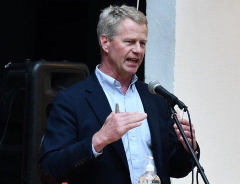 Kommunestyrepolitiker Knut Aall (XL) fikk ikke medhold av Pressens Faglige Utvalg, som tirsdag slo fast at Tvedestrandsposten ikke har brutt god presseskikk. Arkivfoto