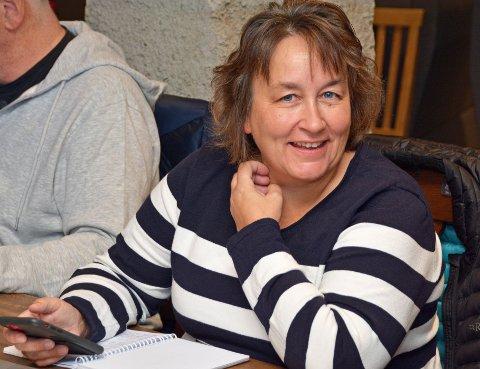 Nina Vågen Roaldset: Føler mistillit mot både seg selv og gruppa, som foreslo henne til vervet.