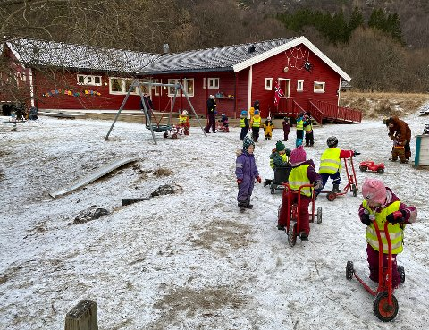 Anbud: Kommunen håper å kunne sende barnehageprosjektet ut på anbud ganske tidlig på nyåret.
