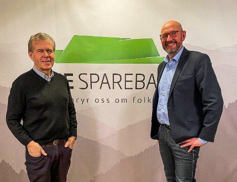 SKUE-TV: TIdligere biskop, Per Arne Dahl skal snakke om håp i en krevende tid. Programleder er Per Skøien i banken.