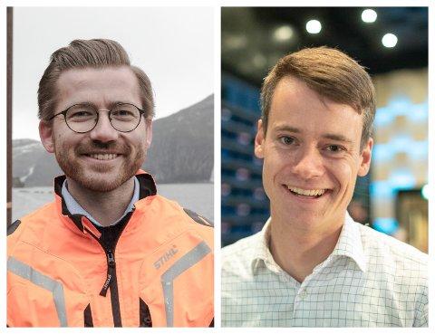 FOR LITE: Både Sveinung Rotevatn (V) og Tore Storehaug (KrF) skal ha betalt for lite skatt for pendlarbustadane sine, ifølge Aftenposten.