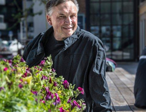 Lino Lubiana, gruppeleder for Fredrikstad KrF: – Omstilling handler om en tenkning som leder til å ikke bruke penger til det vi ikke trenger.