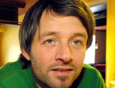 Skånland-trener Tor Anders Hustad.