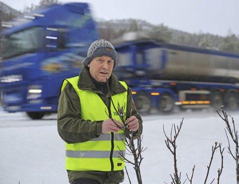 Einar Klubnes i Viltnemnda. Arkivfoto.