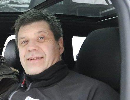STYRELEDER: Jon Ragnar Nilsen er valgt som styreleder i Narvik Taxisentral SA. Arkivfoto: Fritz Hansen