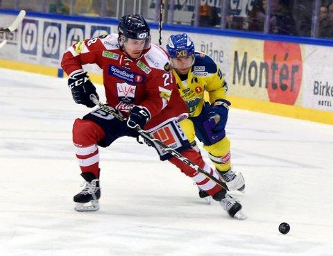 Stephan Vigier er tapt for Lillehammer IK.